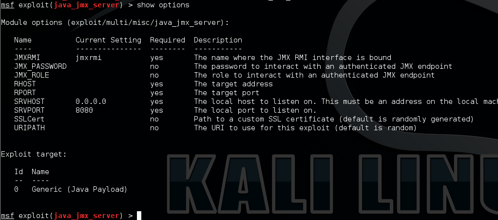 KNOW YOUR TOOLS – CVE-2015-2342 IOC AND METASPLOIT | BYTESDARKLY